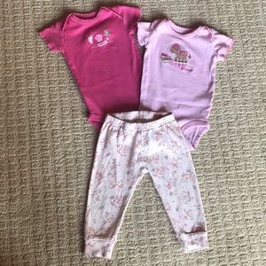 Carter's 9/12 month Bundle